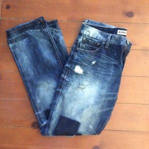 Express Jeans (men's).